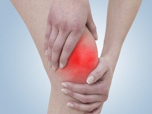 Bolący staw kolanowy