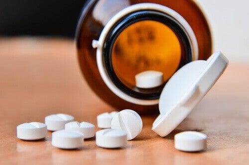 Tabletki aspiryny