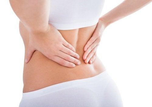 Ból pleców może świadczyć o pojawieniu się choroby nerek