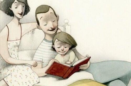 wychowanie dziecka przez rodziców
