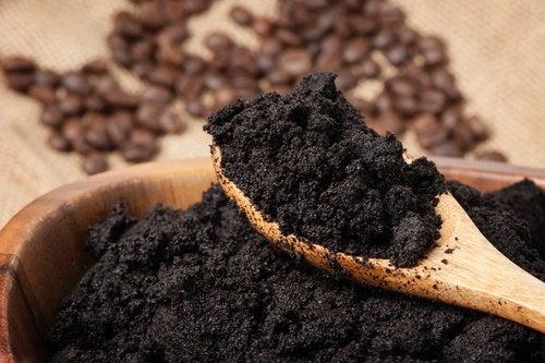 Domowe nawozy ekologiczne - fusy z kawy