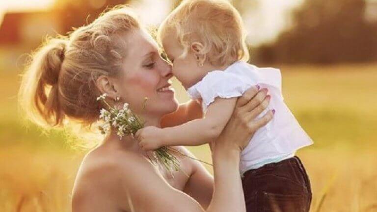 Kochająca matka