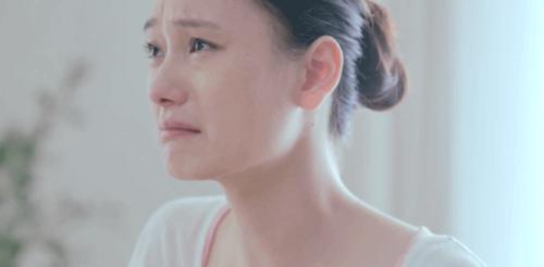 Płacząca kobieta z Chin