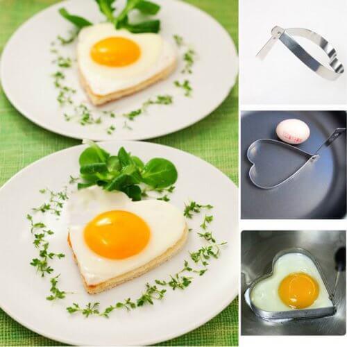 Sadzone jajko na śniadanie