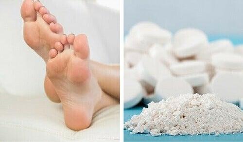 Usuń odciski za pomocą aspiryny!