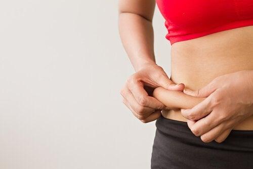 Tłuszcz na ciele – różne jego rodzaje