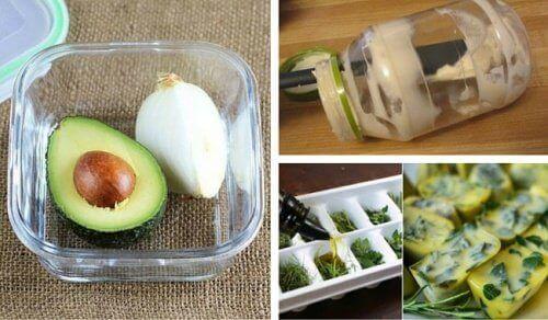 Unikaj marnowania żywności