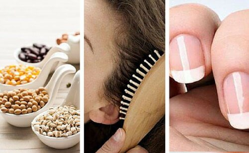 Włosy i paznokcie