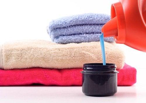 Zmiękczacz do prania