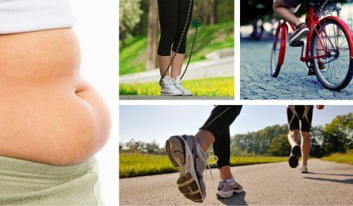 Ćwiczenia odchudzające – 7 najlepszych