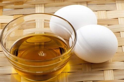 Jajka i miód