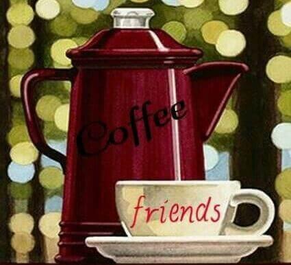 Kawa z przyjaciółką