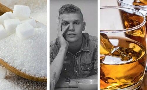 Miesiąc bez alkoholu i cukru – efekty