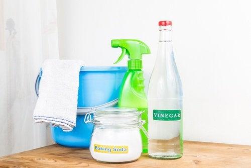 Naturalny detergent