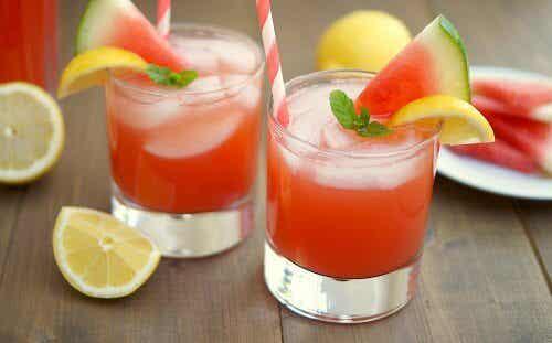 Sok z arbuza - niezwykle smaczny i skuteczny diuretyk