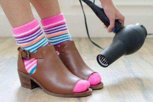 Suszarka na buty