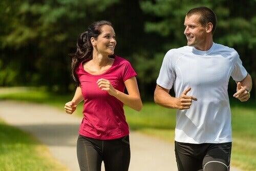 Wspólne bieganie