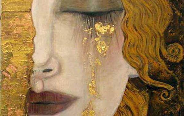 Złote łzy