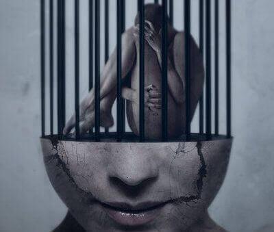 Człowiek w klatce