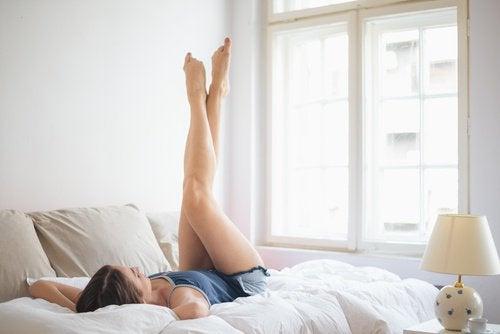 Ćwiczenie nóg