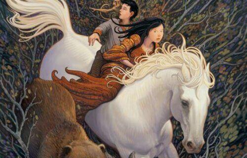 Para na koniu