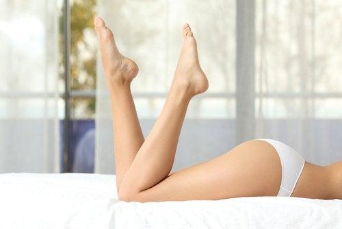 Uniesione nogi
