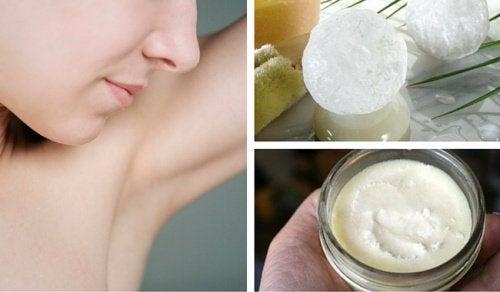 Nieprzyjemny zapach pod pachami- 5 naturalnych dezodorantów