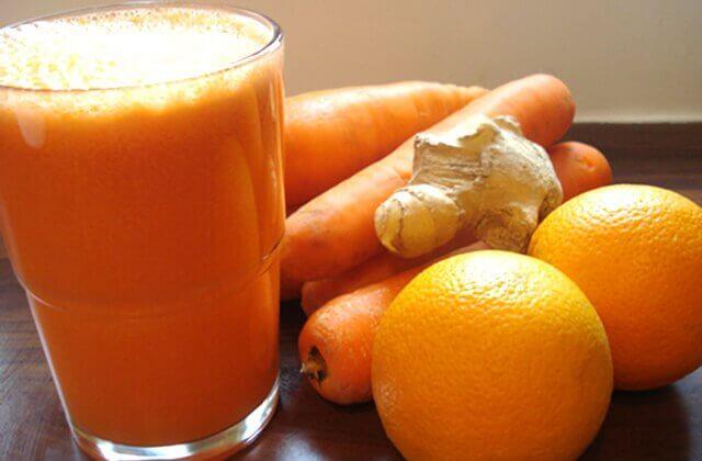 Oczyszczający sok dla organizmu