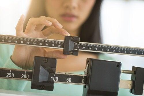 Idealna waga ciała