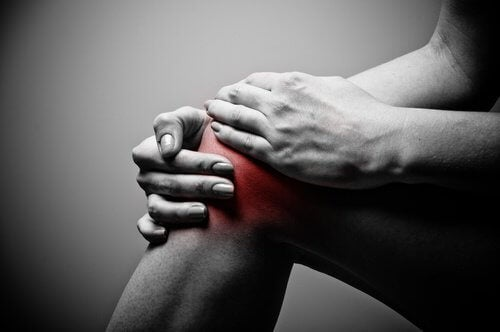 Obolałe kolano