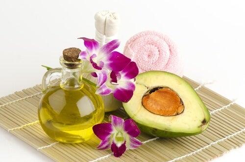 Oliwa z oliwek i awokado
