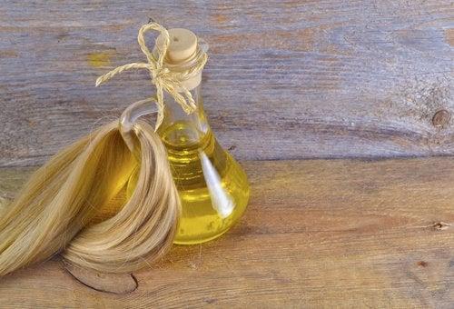 Oliwa z oliwek jako odżywka do włosów
