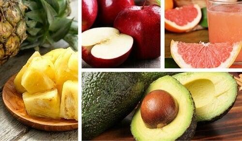 Najlepsze owoce dla Twojego organizmu