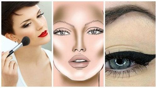 Makijaż - 5 sposobów na smuklejszą twarz