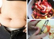 Skórka z jabłka skuteczna w odchudzaniu