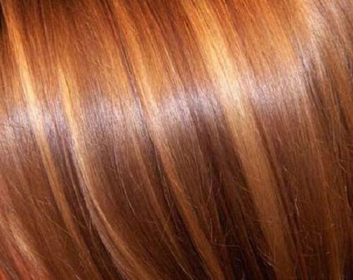 Lśniące włosy a ocet jabłkowy