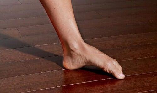 Wyginanie stopy