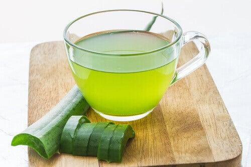 sok aloesowy