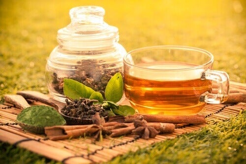 Herbata w imbryku
