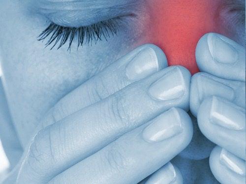 Katar sienny, przyczyna śluzu w nosie