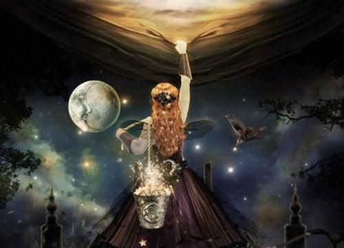 Kobieta i niebo - odważ się żyć
