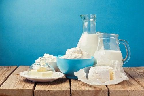 Spożywamnie nabiały może byc przyczyną powstawania śluzu w nosie