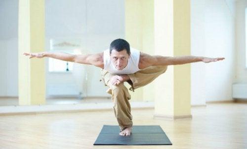 Równowaga ćwiczenie
