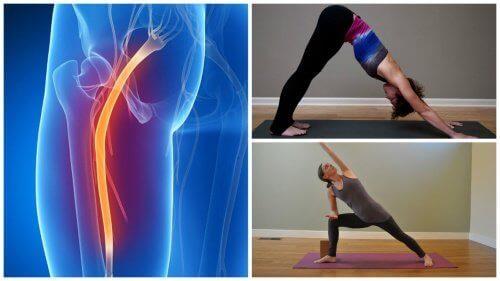 Rwa kulszowa – joga lekarstwem?