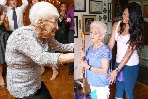 Jak joga zmieniła postawę i życie 87-letniej kobiety