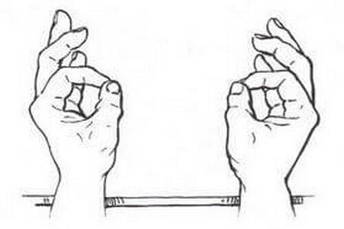 Ćwiczenia na bóle rąk