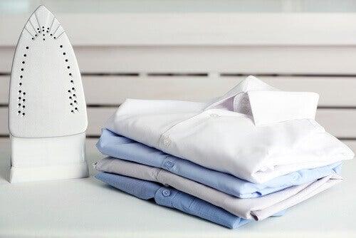 Żelazko jak nowe - 7 sposobów czyszczenia