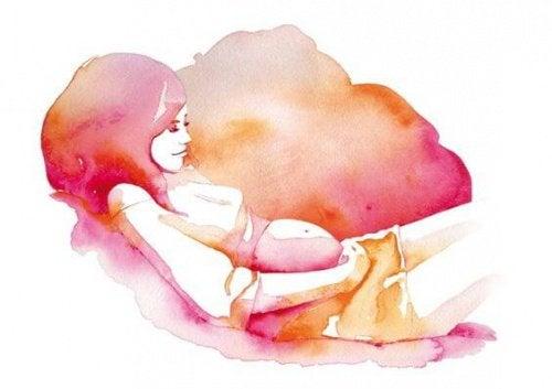 Ciąża i stany emocjonalne przyszłej mamy