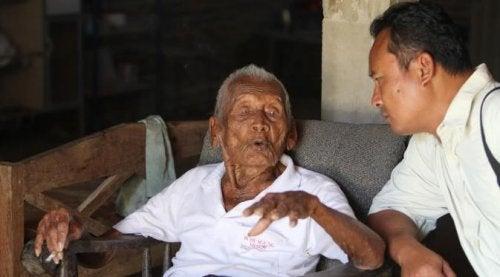 Starszy człowiek