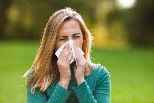 Alergia, czy COVID-19